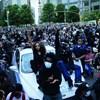 Protestos pela morte de George Floyd continuam mas com menos violência