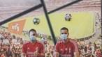 'Estou bem', diz Weigl. Jogador ferido reage a ataque ao autocarro do Benfica