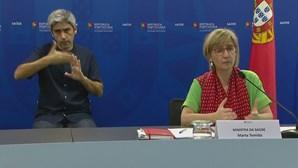 Vão ser realizados 7 mil testes ao coronavírus por dia na região de Lisboa e Vale do Tejo, anuncia ministra da Saúde