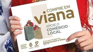 Compre em Viana, apoie comércio local