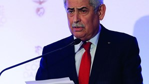 Luís Filipe Vieira formaliza candidatura a um sexto mandato na presidência do Benfica