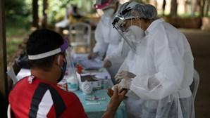 Brasil tem mais de 35 mil mortos por coronavírus após quarto dia consecutivo com mais de mil óbitos