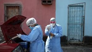Brasil regista 1.185 mortes devido ao coronavírus nas últimas 24 horas