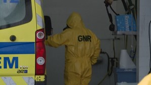 """Limpeza de ambulâncias é """"competência"""" de profissionais do INEM"""