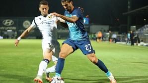 Erro do FC Porto no regresso à Liga deixa liderança do campeonato em risco