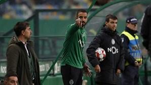 Sporting empata em Guimarães a duas bolas. Veja os golos
