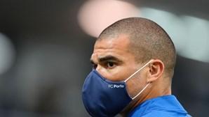 """Pepe garante FC Porto com """"ambição de ganhar"""" ao Atlético de Madrid"""