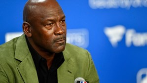 Lenda da NBA Michael Jordan vai doar mais de 88 milhões de euros para organizações de luta contra desigualdade racial