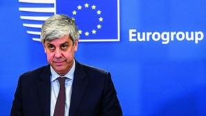 Centeno lança hoje 'corrida' à sucessão na presidência do Eurogrupo