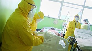 Portugal regista o maior aumento diário de mortos por coronavírus desde 1 de junho