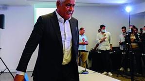 Luís Filipe Vieira pressiona polícia