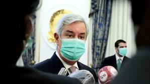 Portugal entrega material de biossegurança e medicamentos contra coronavírus a Angola