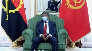 Presidente angolano elogia trabalho de Portugal no combate à pandemia