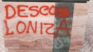 SOS Racismo demarca-se de atos de vandalismo e condena mensagens de ódio