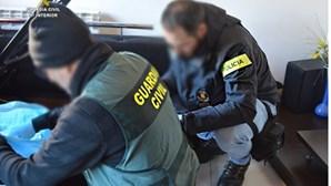 Desmantelada rede de tráfico humano em Espanha. Cabecilha vivia em Portugal