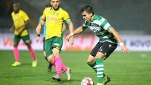 Sporting vence Paços de Ferreira em Alvalade com golo solitário de Jovane Cabral
