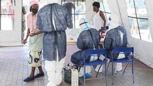 Cabo Verde regista mais 55 infetados com novo coronavírus nas últimas 24 horas