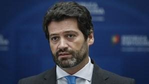 André Ventura é reeleito este sábado presidente do Chega