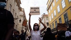 Famosos unidos em manifestação contra o racismo