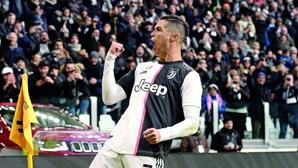 Cristiano Ronaldo perto de conquistar Taça de Itália pela Juventus