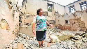 Adiado julgamento sobre irregularidades na reconstrução de casas em Pedrógão Grande