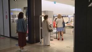 Centros comerciais podem falir se lojas pagarem só componente variável das rendas, alerta associação