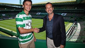 Eduardo Quaresma renova pelo Sporting até 2025
