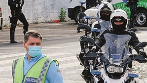 Polícia faz 12 detenções em Oeiras devido a rixa
