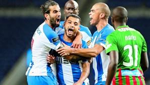 Corona é plano B para encaixe no FC Porto