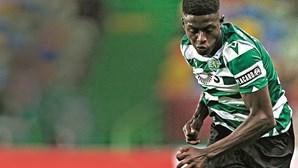 Nuno Mendes blindado no Sporting por 45 milhões de euros