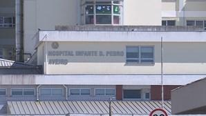 Homem morre ao cair de janela do Hospital de Aveiro após cirurgia
