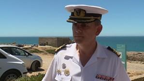 Polícia Marítima diz que Pedro Lima enviou mensagens de despedida a dois amigos esta manhã