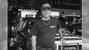 António Neto, o bombeiro que morreu no despiste de ambulância em Amarante