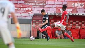 Benfica regressa ao inferno com derrota em casa frente ao Santa Clara