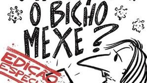 """""""Como é que o bicho mexe"""" de Bruno Nogueira regressa hoje à noite"""