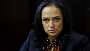 Isabel dos Santos pode ser ouvida em Portugal, diz PGR angolana