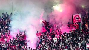 Claque do Benfica espia alvos do Sporting