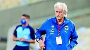 Saída de Jorge Jesus para o Benfica deixa Flamengo em pânico