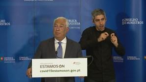 Portugal dividido entre estado de alerta, contingência e calamidade. Saiba quais são as novas regras