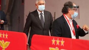 Luís Filipe Vieira, Benfica SAD e Benfica Estádio constituídos arguidos no caso Saco Azul