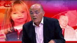 """""""Pais deveriam ter sido dados como suspeitos"""": Gonçalo Amaral sobre caso Maddie"""