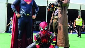 Comic Con volta a Algés em 2021
