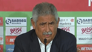 Luís Filipe Vieira aceita demissão de Bruno Lage e admite sair do Benfica