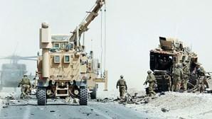Russos acusados de pagarem aos Talibã para matar soldados americanos