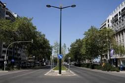 Lisboa vazia