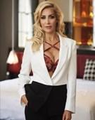 Amanda Goff, conhecida como Samantha X, trabalhou como acompanhante de luxo