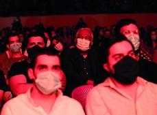 António Costa na plateia de 'Deixem o Pimba em Paz'