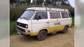 Autoridades alemãs recuperaram carrinha do suspeito de raptar Maddie em sucata no Algarve