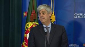Mário Centeno sai do Governo. João Leão substitui ministro das Finanças