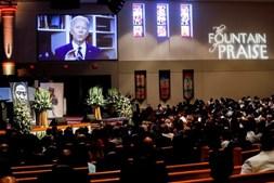 Funeral de George Floyd